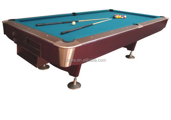 Kbl Auto Ball Return System Pool Game TableSlatemdf Billiard - How to level a pool table