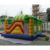 2019 Inflatable castle combo amusement park inflatable slide water