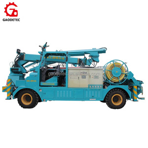 HSC-3016 Wet-mix Shotcrete Robot Supplier