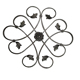 Wrought Iron Decorative Panels Cast Iron Rosettes