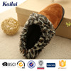 china nature comfortable rubber sole indoor boy slipper