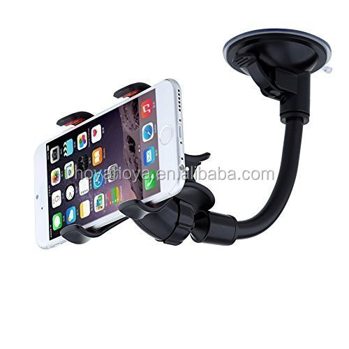 Auto-Smart 360 Rotate Universal Car Mount Holder Cradle ,Phone Holder for Car and Smart phone Holder