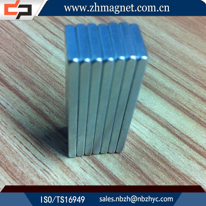 Magnet wholesale business high power permanent sintered neodymium bar magnets price