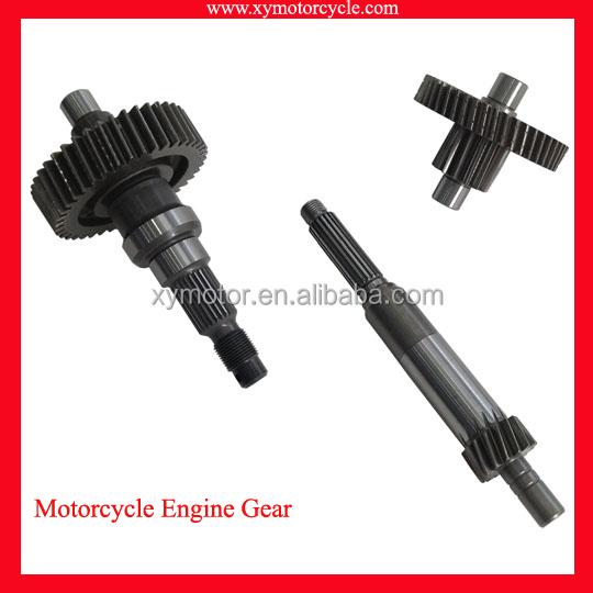 100% original motorcycle transmission gear for piaggio vespa spare