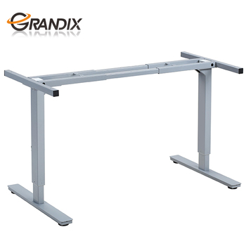 Hot Sell Modern Hand Crank Floor Adjustable Height Desk For Office Home  School,Desk Manual Lift,Crank Height Adjustable Desk   Buy Crank Adjustable  ...