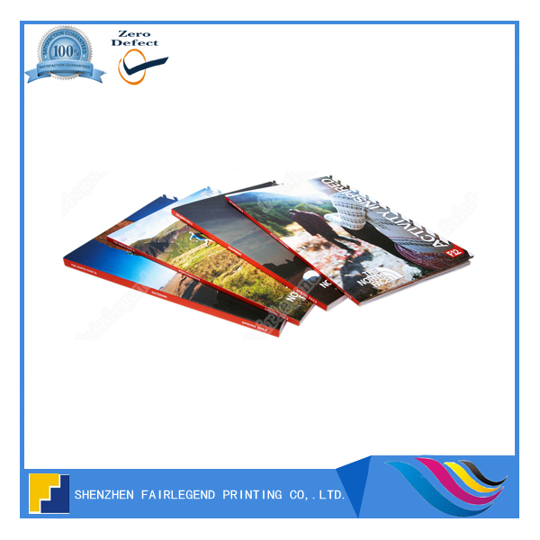 North Face Seasonal Catalog Printing with Perfect Bound