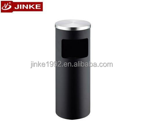 Durable Open Top Dustbin Waste Bin Stand Rubbish Container for Sale ZD-043CB