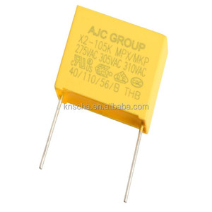AJC Brand X2 684K 275VAC High quality Interferon Suppression Capacitor X2, certificated by DVE UL 310VAC