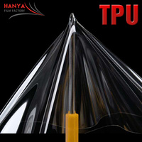 1.52*15m PPF- TPH transparent paint protection film self healing anti scratch protective car body sticker