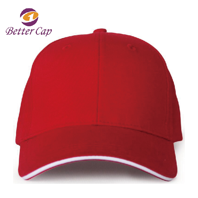 wholesale high quality heavy brushed cotton plain baseball <strong>cap</strong>
