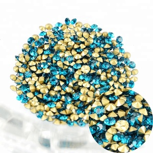 machine cut chaton beads,rhinestone beads