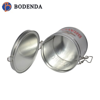 high quality metal spice tin box