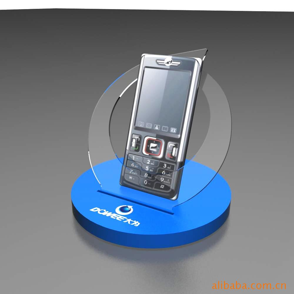 2015 hot new products mobile phone charger display stand