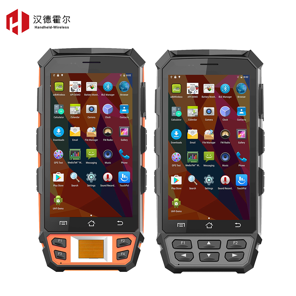Trade assurance high quality handheld C5000 rugged ip65 android 4g pda mobile phone
