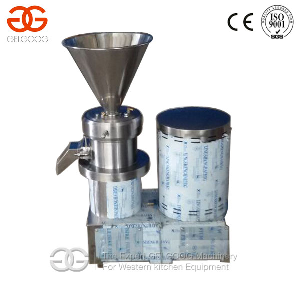 100-200kg/H Roasted Sesame Seeds Butter Grinding Machine|Sesame Seeds Butter Making Machine