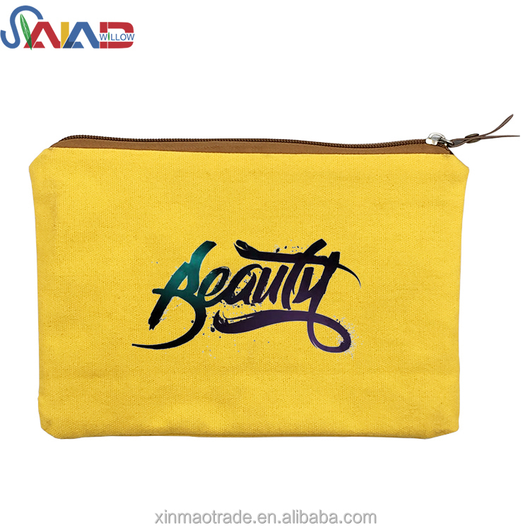 OEM/ODM Production Zipper Pouch Cosmetic Bag Fashion Mini Portable Cosmetic Pouch