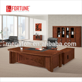 High End General Manager Office Furniture Set With Executive Desk Chair And  Cabinet(FOH