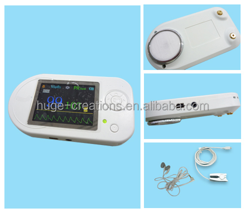 professional echoscope/ electronic stethoscope/ visual stethoscope