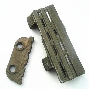 Long Life Chain Grate Stoker Fittings Chain Fire Bar