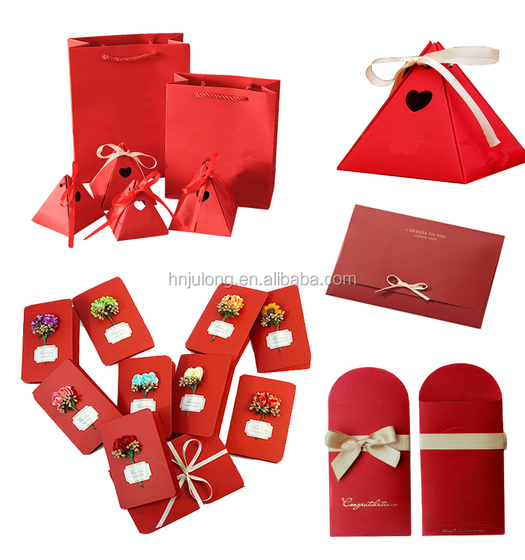 High Quality Chinese Calligraphy Red Paper for Chinese New Year