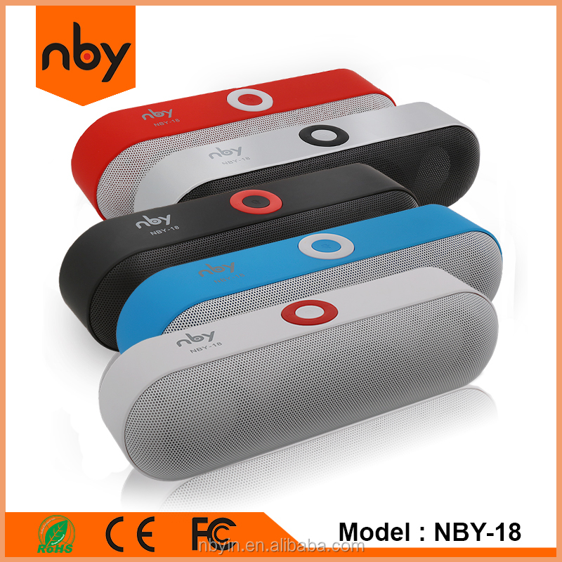 nby-18 portable BT speaker <strong>bluetooth</strong> wireless for mobile phone music