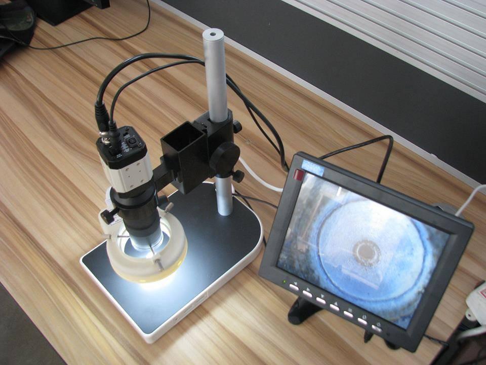 Mikroskop elektron untuk injector katup perakitan buy product on