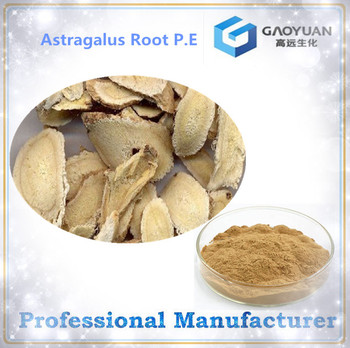 100% natural Astragalus root extract with Astragaloside IV 1%-98% in bulk for health supplement
