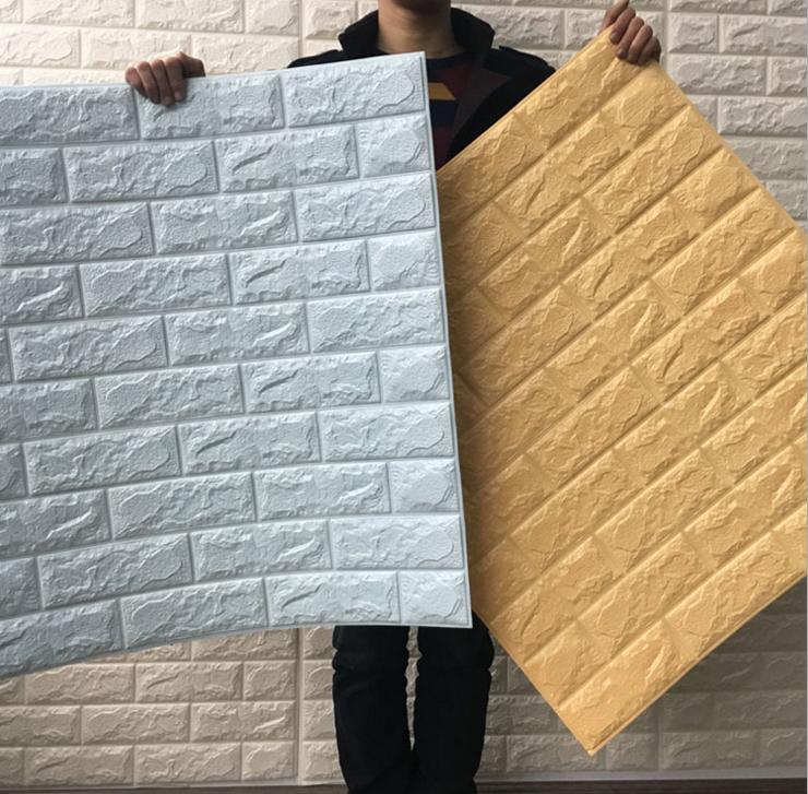 Venta al por mayor goma espuma para paredes decoracion for Papel pintado aislante termico