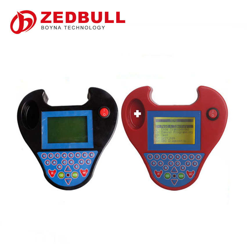 2015 New Arrival Smart Zed full key programmer red bull black bull wholesale price with fast shiping