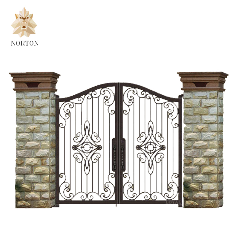 Wonderful Entrance Gate Design For Home Ideas - Home Decorating ...
