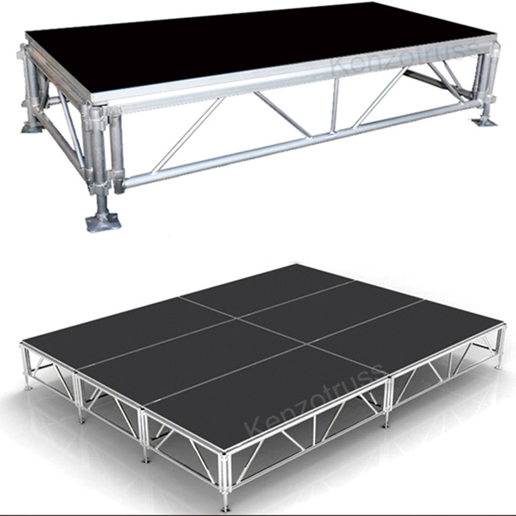 Outdoor Aluminum Used Portable <strong>Stage</strong> for Sale