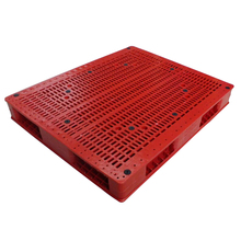 Heavy duty plastic pallet HDPE double faced pallet price 1200x1000mm