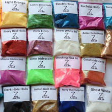 Hot Selling fine bulk glitter powder for crafts