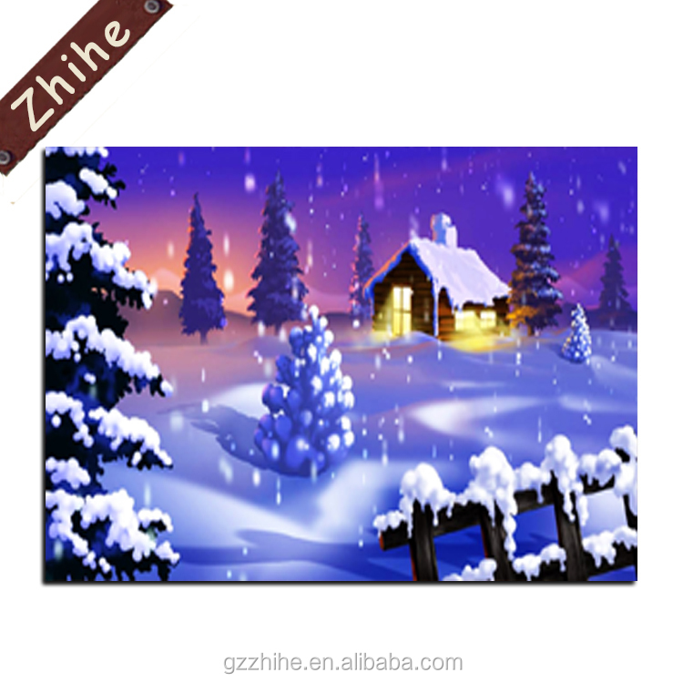 hot sale led canvas painting led canvas painting led candle light wall hanging <strong>art</strong>