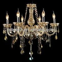 Egypt crystal incandescent pendant light fixtures