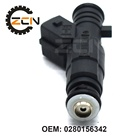 high quality fuel injector nozzle 0280156342 for excelle 1.6 550