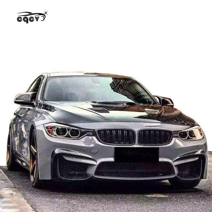High Quality Wide Body Kit For Bmw 3 Series F30 F35 Front Bumper Rear Bumper Wide Fender Side Skirts Wing Spoiler Buy Body Kit For Bmw 3 Series F30