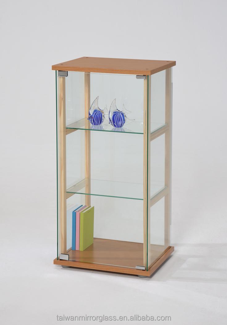 Kleine Glazen Vitrinekastjes.Kleine Vitrinekast Glas Kleine Vitrinekast Vitrinemasters Messing