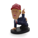 Custom made funny cheap polyresin the office dashboard celebrity man donald trump personal Bobblehead