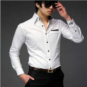 Brand Fashion White Shirt Model Mens Silk Shirt - Buy Mens Silk ...