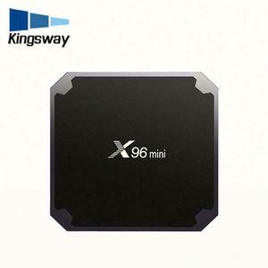 X96 Mini Amlogic S905W Smart Stream Tv Box Quad Core External Antenna  Android Tv Box Ott Tv Box