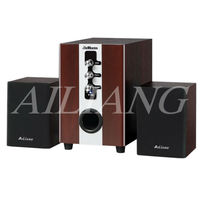 Hot-selling Home Theatre/ Active / Subwoofer Speaker (USB-T4/2.1)