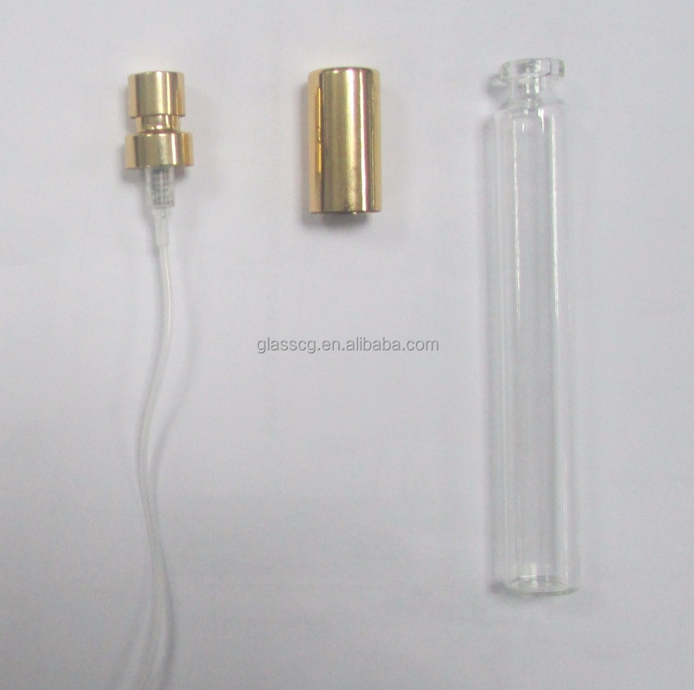 10ml vial set components 10ml glass bottle with crimp top <strong>spray</strong>