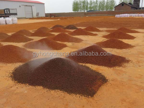Iron Oxide Desulfurizer of nature gas /coke oven gas /water gas