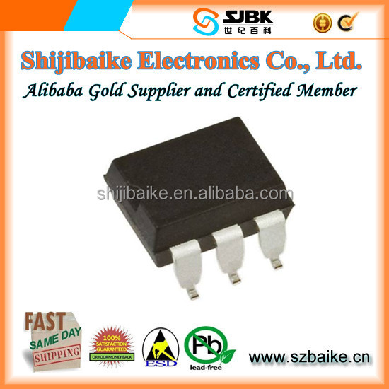 Solid State Relay SPST-NO PVG612ASPBF