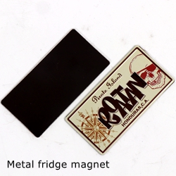 3M aluminum embossed metal plate label/sticker for furniture/machinery
