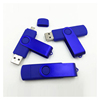 Blue smart Phone USB Flash Drive/OTG USB Stick With cheapest Price 8GB