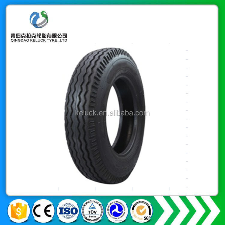 wholesale heavy duty famous nylon trailer tyre 8.25-16 8.25-20