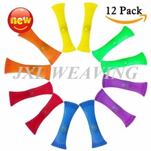 2017 Hot sale nylon fidget reduce stress increase focus nylon mesh marble toy