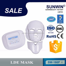 Hot sales Latest 3 Colors LED Facial Mask